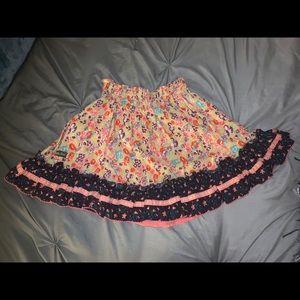 Matilda Jane size 6 Skirt